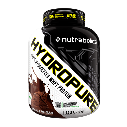 Nutrabolics Hydropure Extreme Chocolate 4.5 lbs