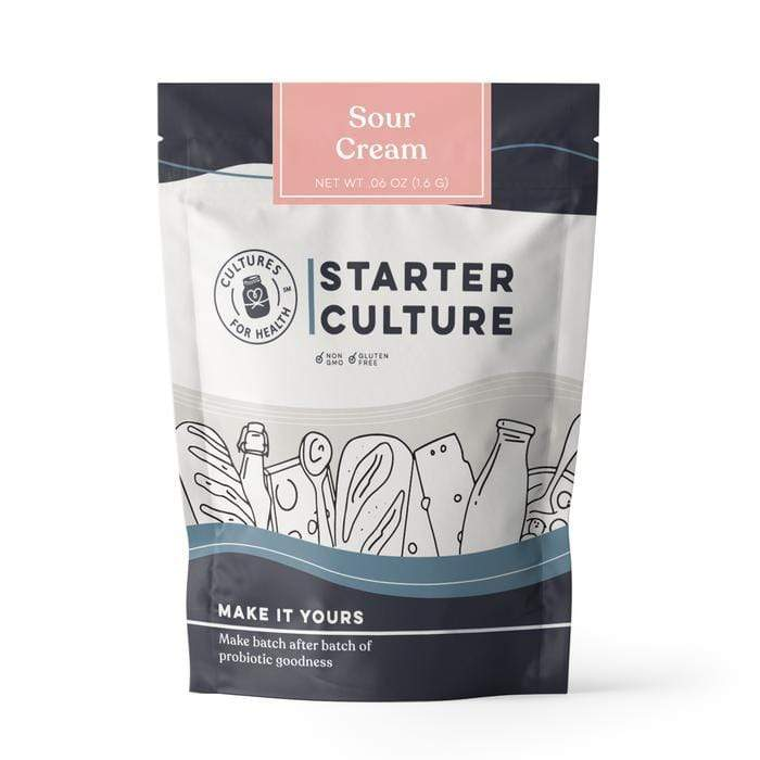 Cultures For Health Starter Culture Sour Cream (Short Dated)