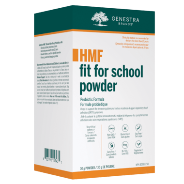 Genestra HMF Fit For School Powder Probiotic Formula 30 g