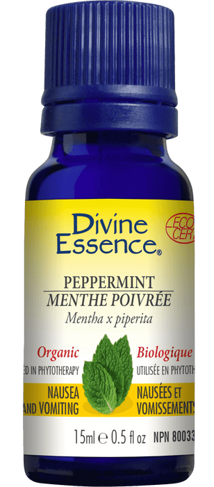 Divine Essence Peppermint 15 ml