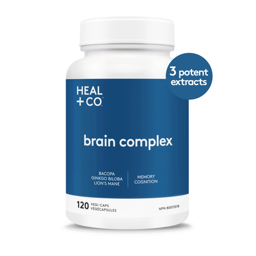 Heal + Co. Brain Complex | Memory + Cognition