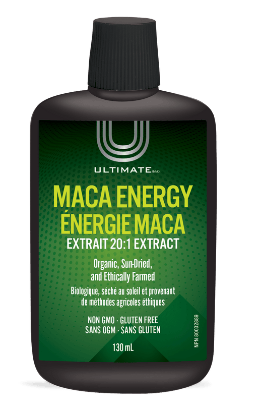Ultimate Maca Energy Platinum XP 130mL