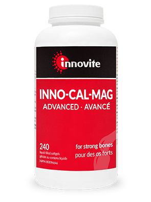 Innovite Health Inno-Cal-Mag Advanced Liquid-filled Softgels