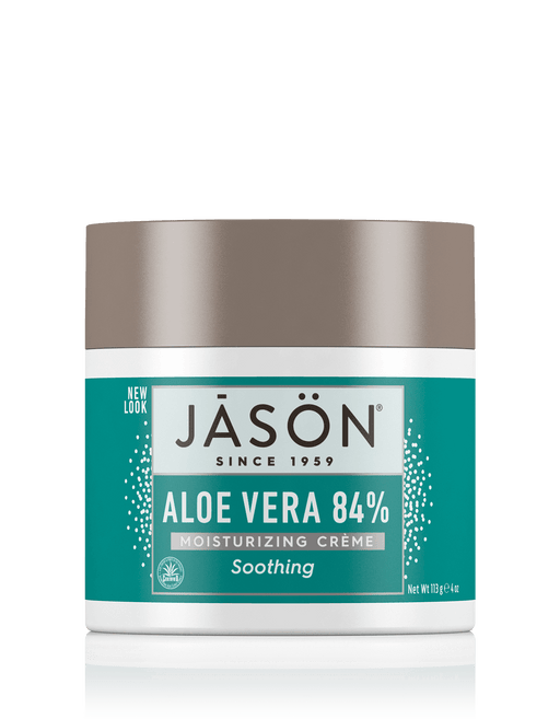 Jason Soothing 84% Aloe Vera Moisurizing Creme 113 g