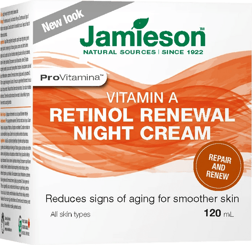 Jamieson ProVitamina A Retinol Renewal Night Cream 120 ml (Short Dated)