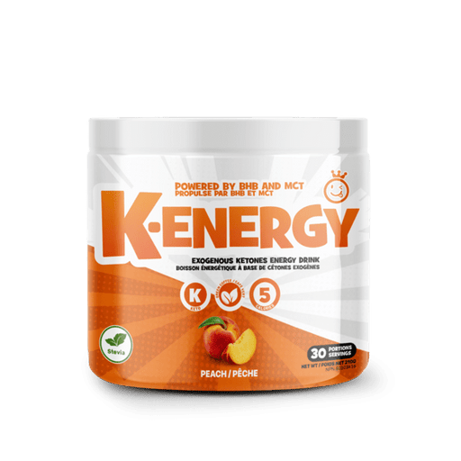 Yummy Sports K-Energy Peach