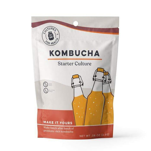 Cultures For Health Starter Culture Kombucha