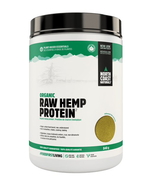 North Coast Naturals Organic Hemp Protein