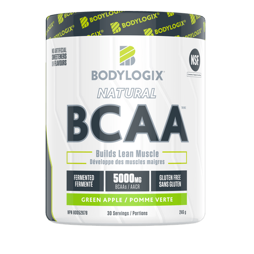 Bodylogix Natural BCAA Green Apple 246 g