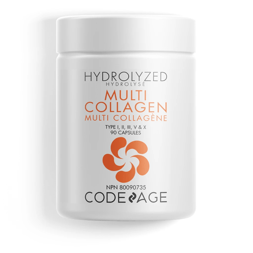 Codeage Multi Collagen Protein Capsules