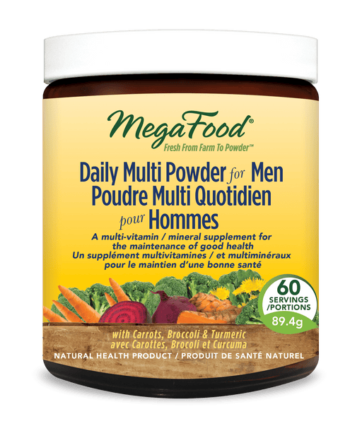 MegaFood Daily Multi Powder for Men 89.4 g