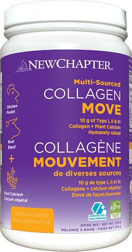 New Chapter Collagen Move 210 g Powder