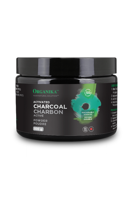 Organika Activated Charcoal 100 g