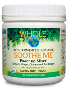 Whole Earth & Sea Soothe Me Power-Up Mixer 125 g