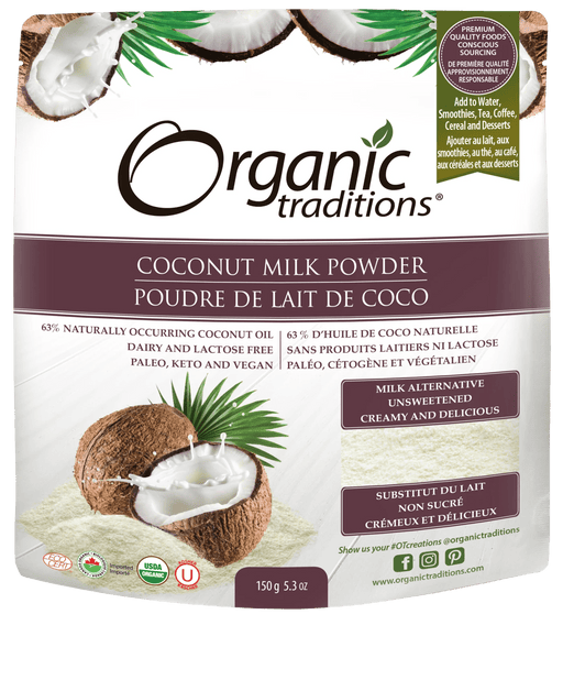 Organic Traditions Coconut Milk Powder