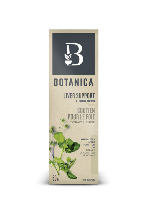 Botanica Liver Support 50 ml