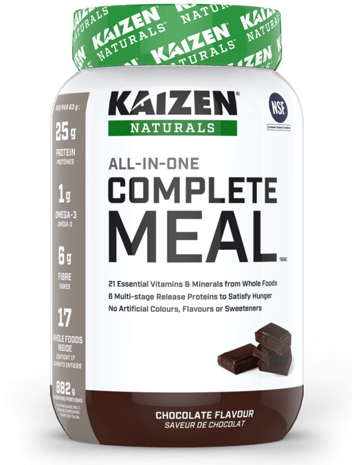 Kaizen Naturals All-In-One Complete Meal Chocolate 882 g
