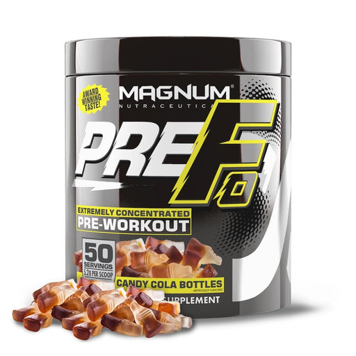 Magnum Nutraceuticals Pre-FO Candy Cola Bottles 259 g