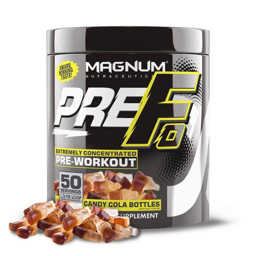 Magnum Nutraceuticals Pre-FO Candy Cola Bottles 259 g (Short Dated)
