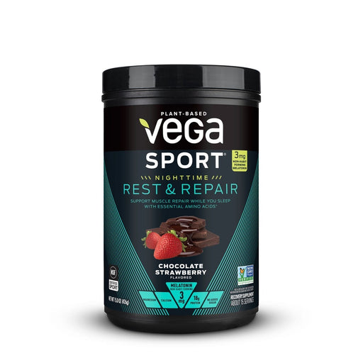 Vega Sport Rest & Repair Chocolate Strawberry 426 g