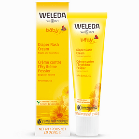 Weleda Diaper Care Cream With Calendula 2.8 fl oz/81g