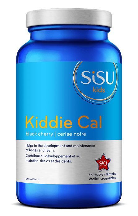 Sisu Kiddie Cal Chewable Calcium