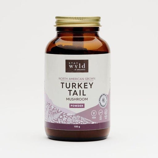 Stay Wyld Turkey Tail Mushroom Powder