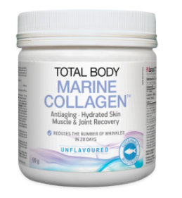 Natural Factors Total Body Marine Collagen Unflavoured