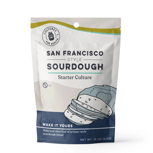 Cultures For Health San Francisco Sourdough Bread