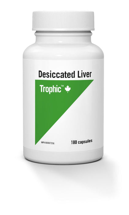 Trophic Desiccated Liver
