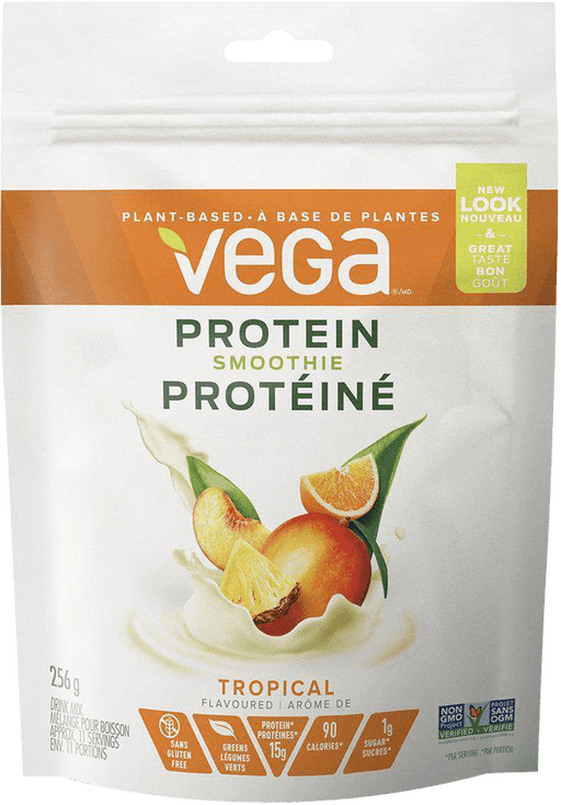 Vega Protein Smoothie Tropical