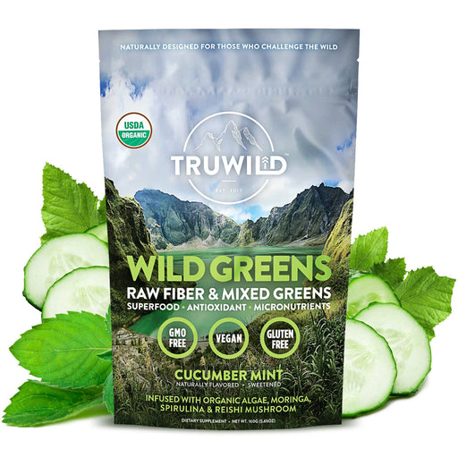 Truwild Wild Greens 20 Servings