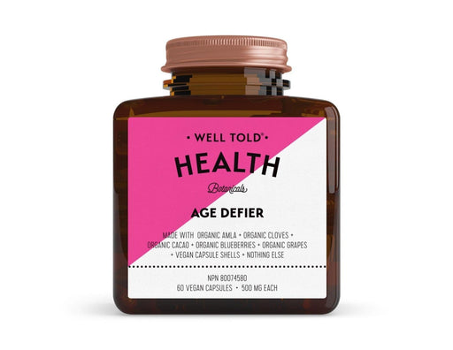 Well Told Health Age Defier 500 mg 60 V-Caps