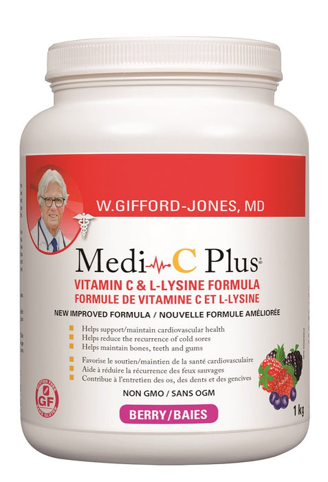Preferred Nutrition Medi-C Plus Berry