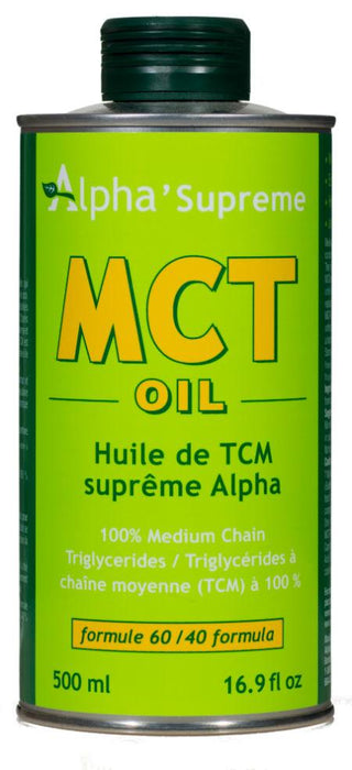 Alpha MCT Oil