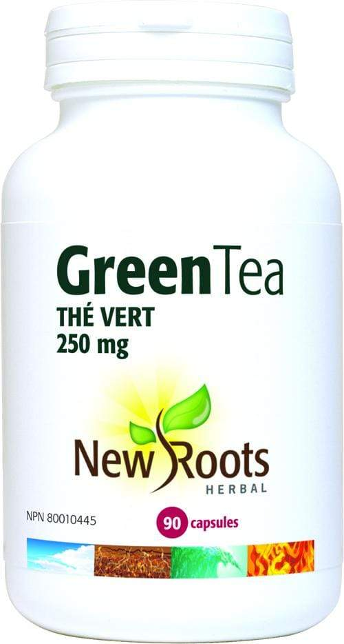 New Roots GREEN TEA 250 MG (Short Dated)