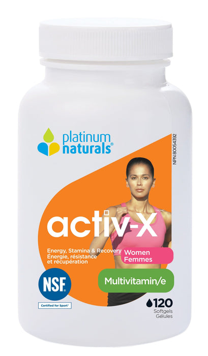 Platinum Activ-X Multi for Women