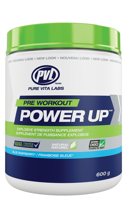 PVL Essentials Power Up Blue Raspberry