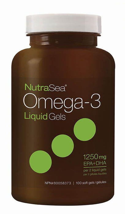 Ascenta Omega-3 (Replacing Nutrasea 2 x concentrated)