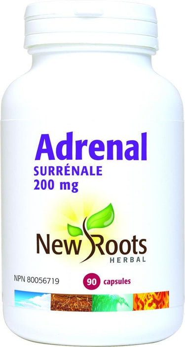 New Roots Adrenal 200 mg