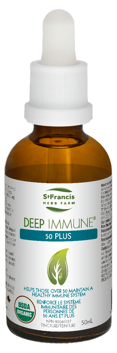 St Francis Herb Farm Deep Immune 50 Plus