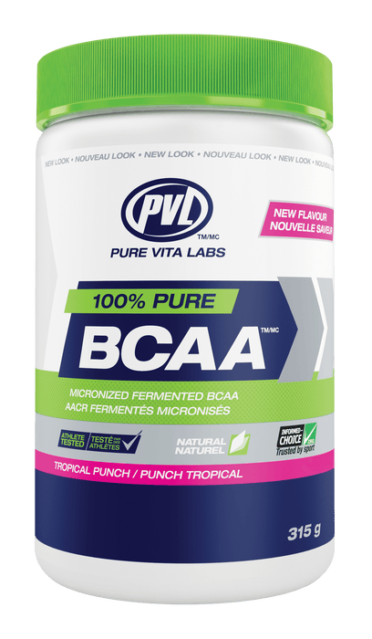 PVL Essentials Tropical Punch BCAA