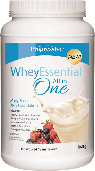 Progressive WheyEssential All in One Unflavoured
