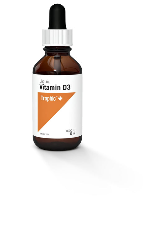 Trophic Vitamin D3 Liquid