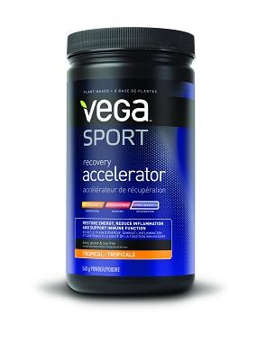 Vega Sport Recovery Accelerator Tropical Flavour 540 g