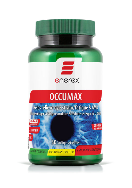 Enerex Occumax 30 Softgels