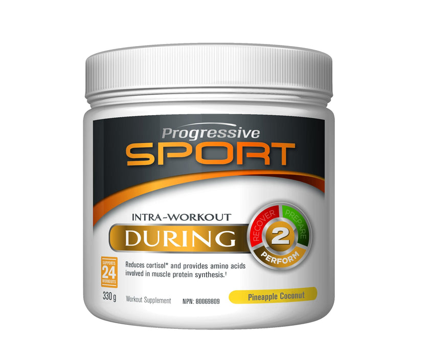 Progressive Sport Intra-Workout DURING Pineapple Coconut