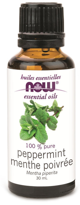 NOW Peppermint Oil 30 mL