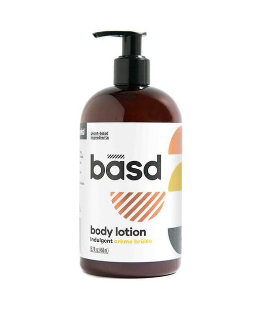 Basd Body Lotion Indulgent Crà me Brûlée 450 ml