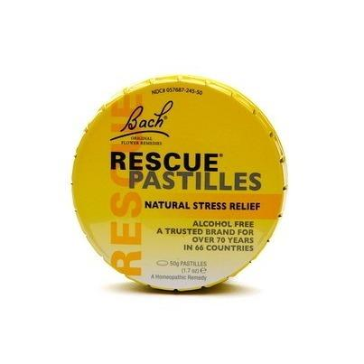 Bach Rescue Remedy Pastilles 50 g